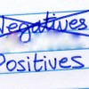 Positives And Negatives